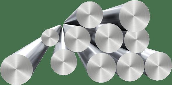 tondini di alluminio